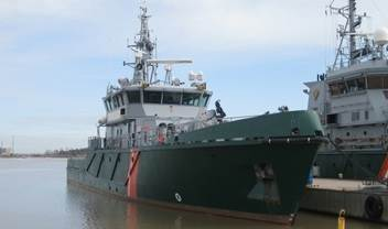 UK Customs requested a complete condition survey and market valuation for a patrol boat