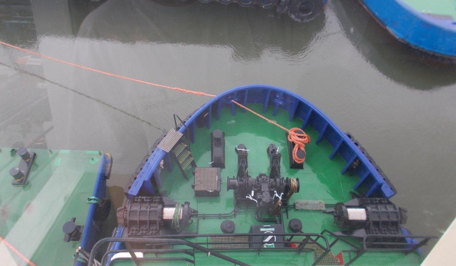 Second hand Tug / barge combination for sale is suitable for