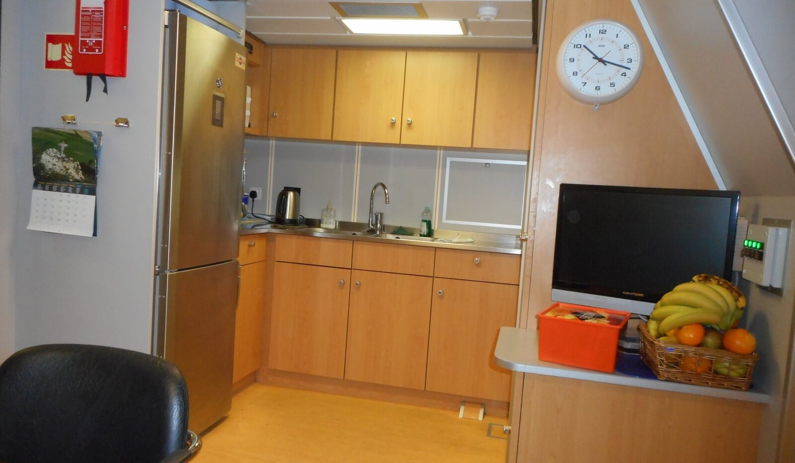Galley in 33 mtr used Fast Crew Supplier