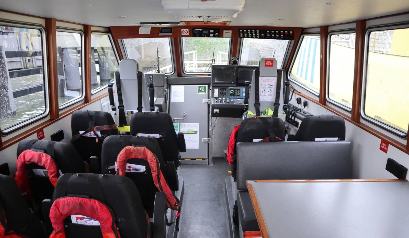Used Pilot/Crew Tender for sale to transfer personnel and cargo