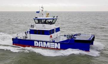 Damen FCS 2008 is available for sale
