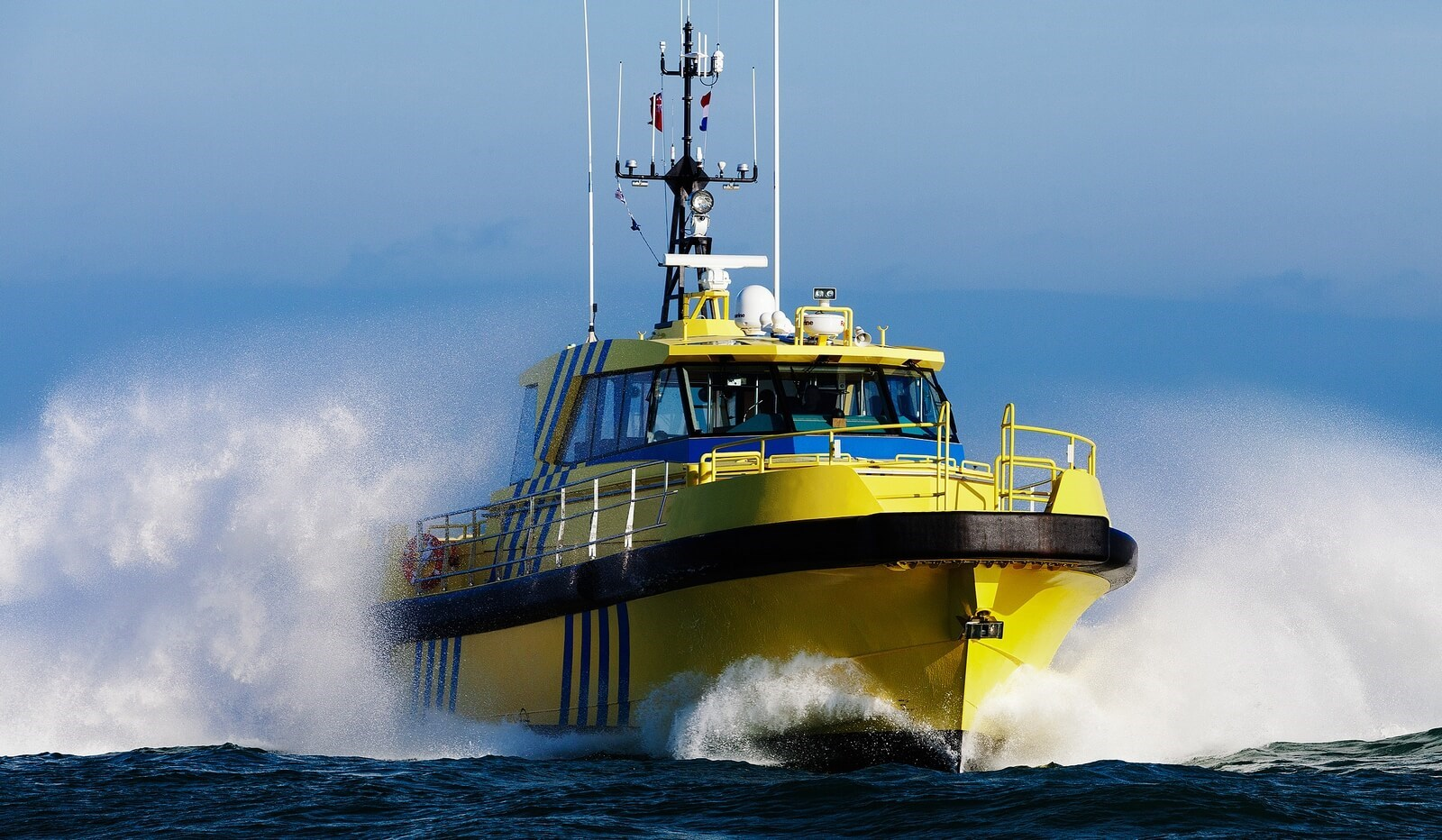 Crew Pilot Survey Boat is available for sale