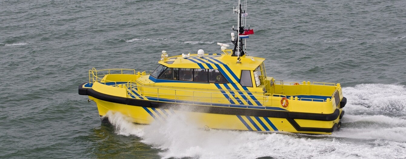 Used Crew Pilot Survey Boat