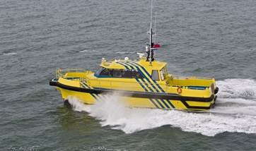Crew Pilot Survey Boat is for sale