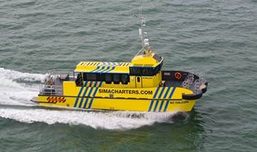 Used MPP crew/windfarm/workboat for sale