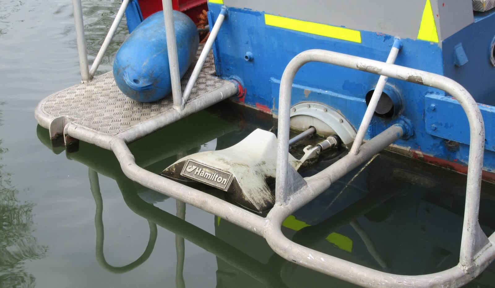 Waterjet second hand Patrol/survey boat