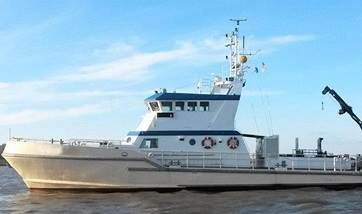 government fishery inspection vessel for sale 07612 (2)