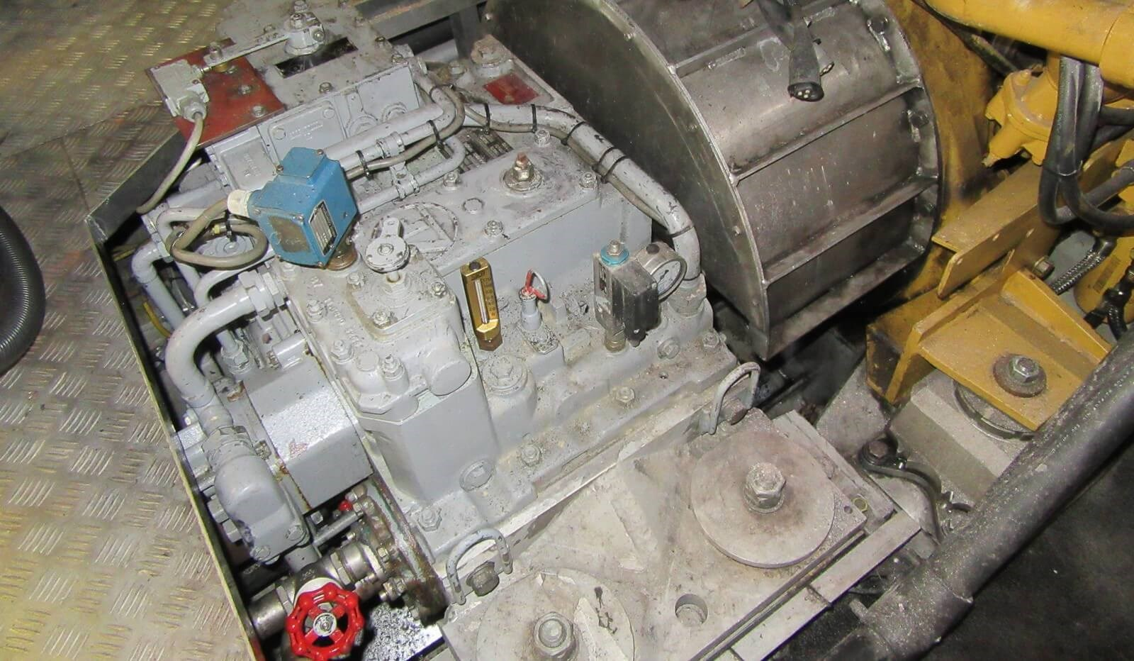 Used Pilot/Crew Tender ZF gearbox