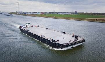 60 mtrs length Damen Stan Pontoon 6020 for sale