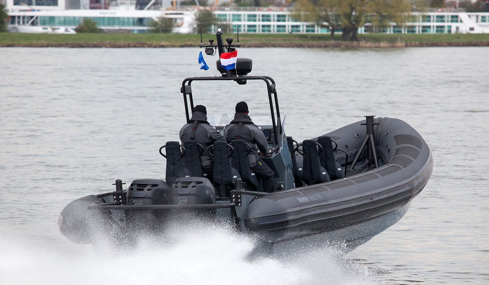 Damen RHIB 1050 - outboard for sale