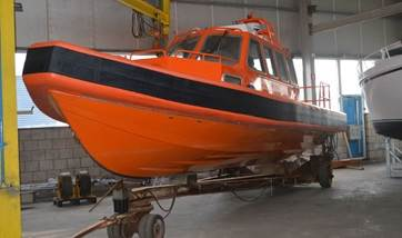 Used Fast Rescue Craft for sale