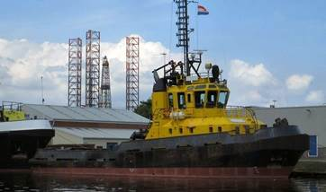 Used Damen Stan Tug 2909 for sale