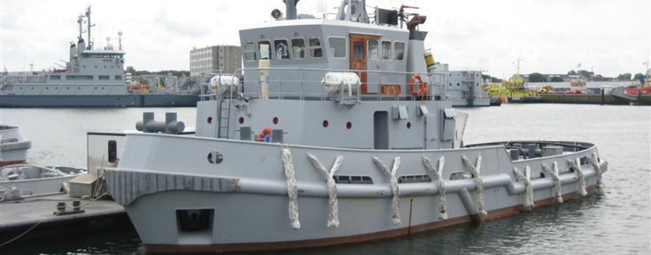 Used multipurpose tugboats for sale in an immaculate ...