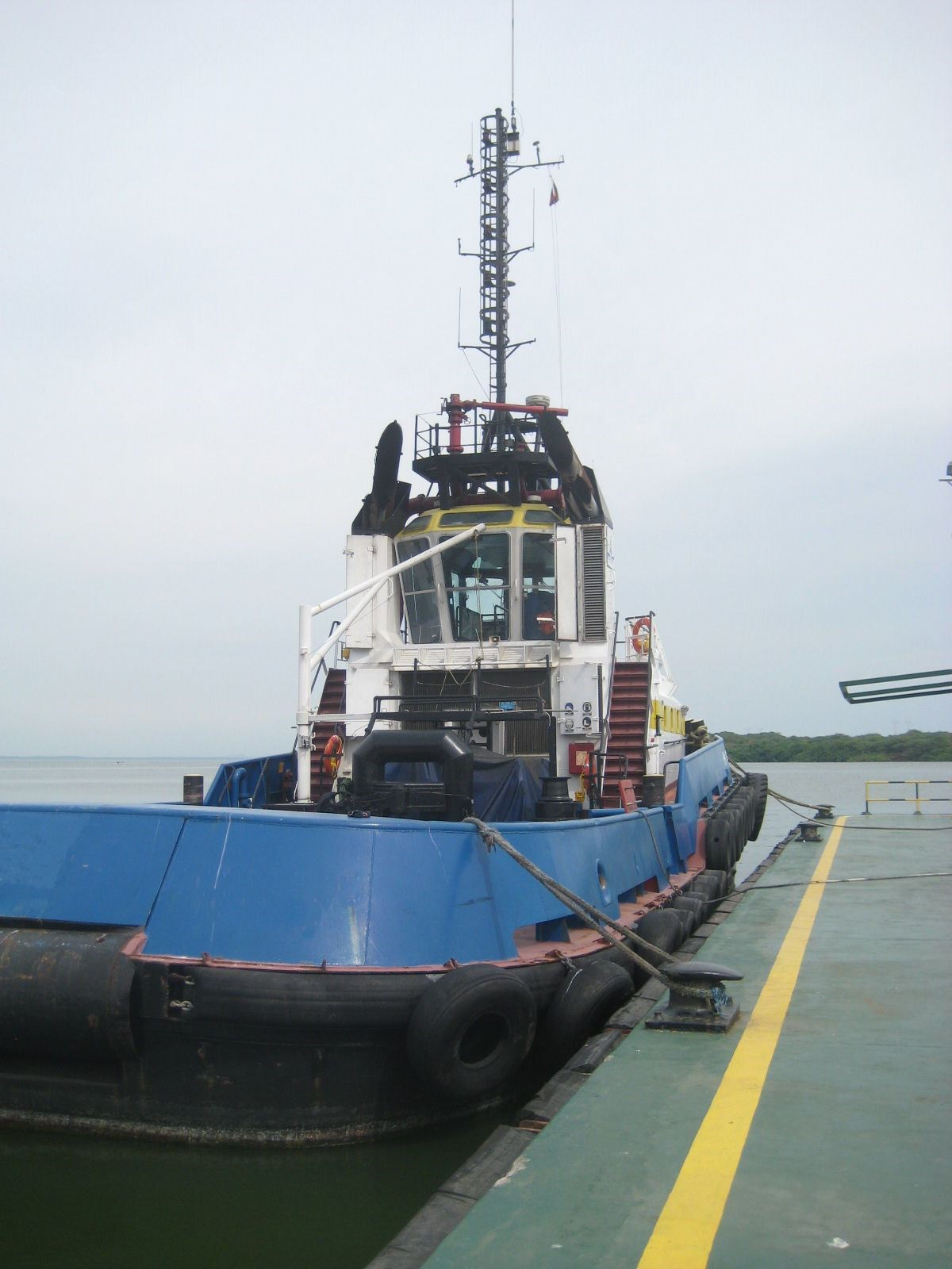Army Tug Engine Room: Second Hand DAMEN Stan Tug For Sale 2909 For Towing