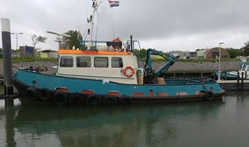 Multipurpose Tug Workboat for sale
