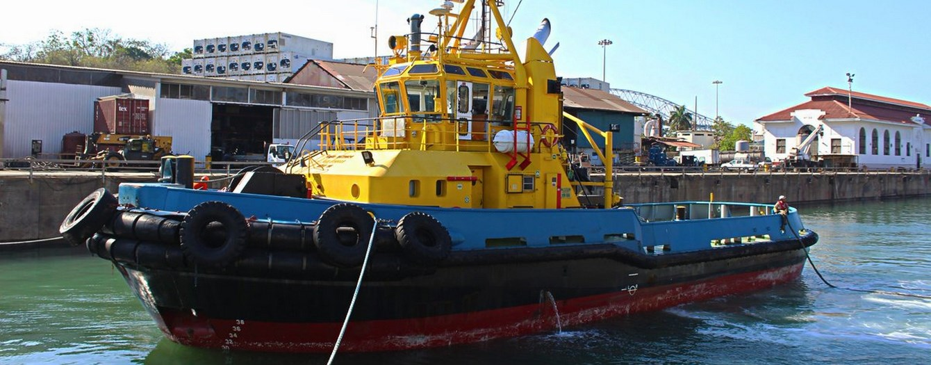 Used DAMEN tugboat ASD 3110 is available for sale