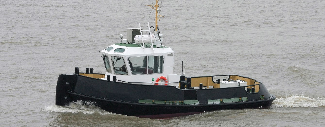 New Build Damen Stan Tug 1205 for sale from stock