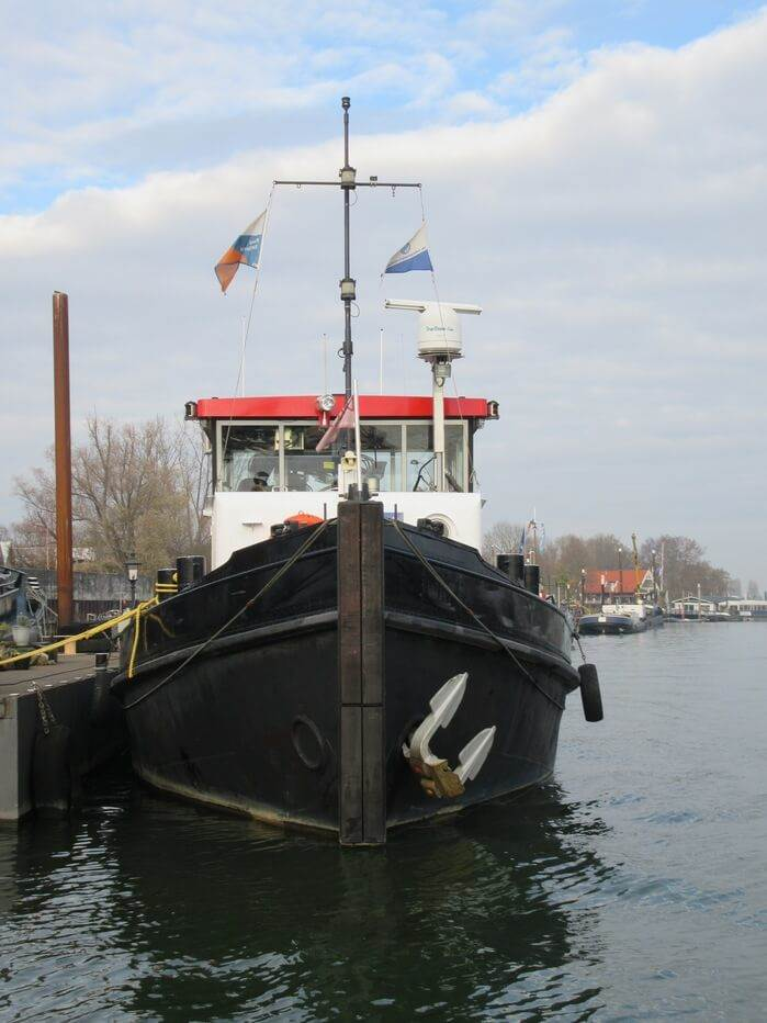 Used inland tug for sale