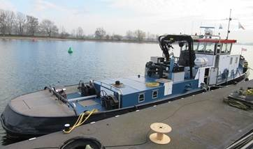 Tug/pushboat for sale