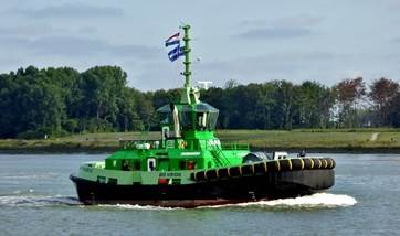 DAMEN Reversed Stern Drive Tug 2513 for sale