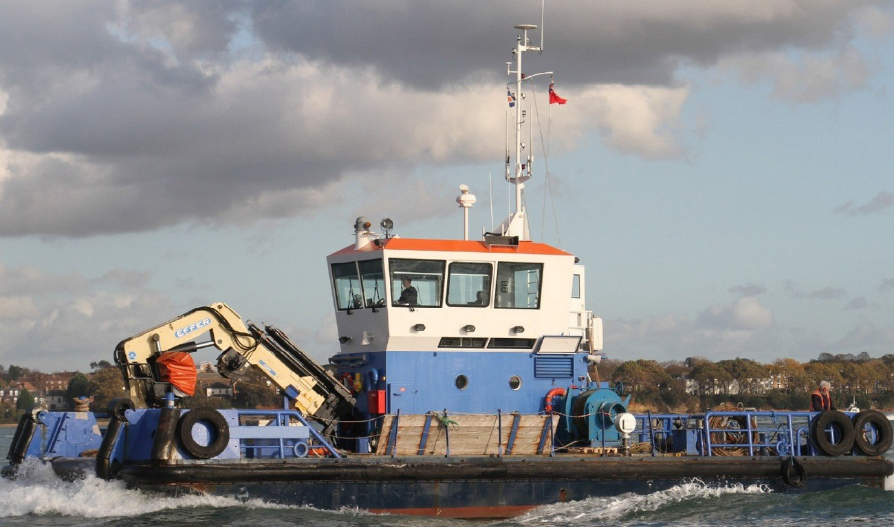 Workboat Willchallenge sold to Ireland
