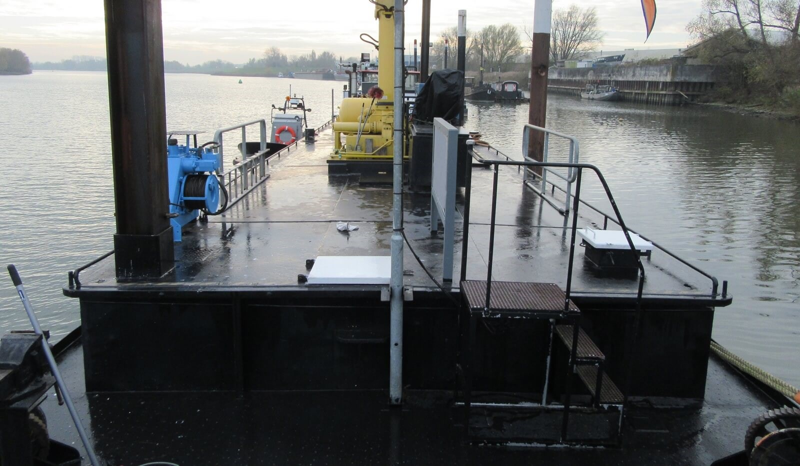 Workboat is available for sale