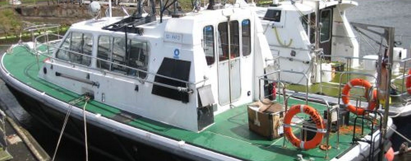 "The pilot boat 'SD Rapid' was sold from U.K. owner ""Serco"" to Cyprus operator on 22-06-2010."