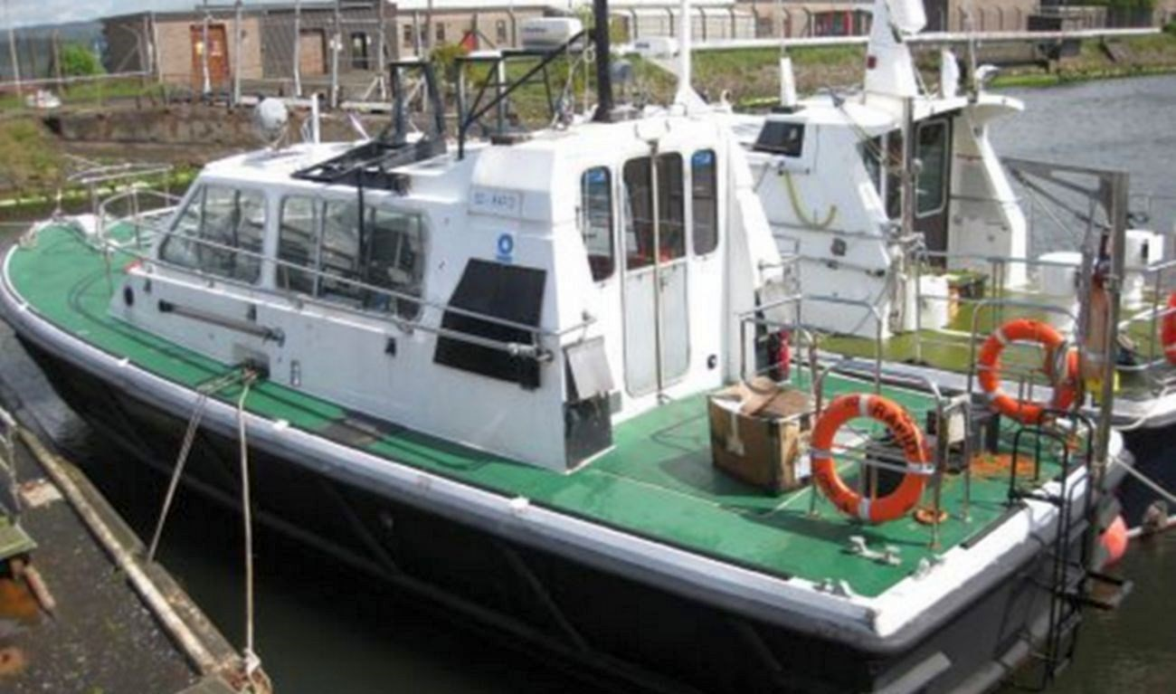 Sale pilot boat 'SD Rapid'