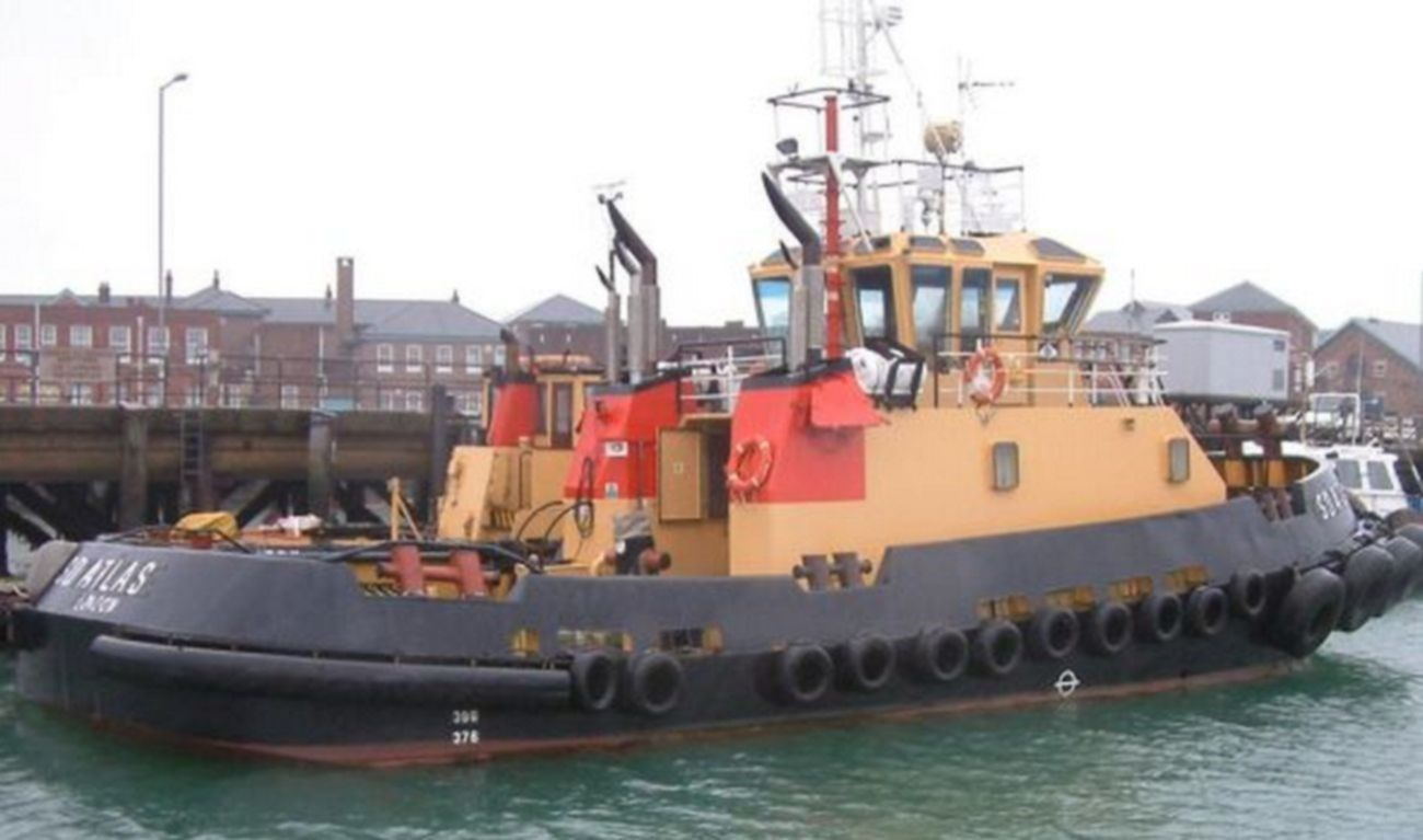 Sale tugboat 'SD Atlas'
