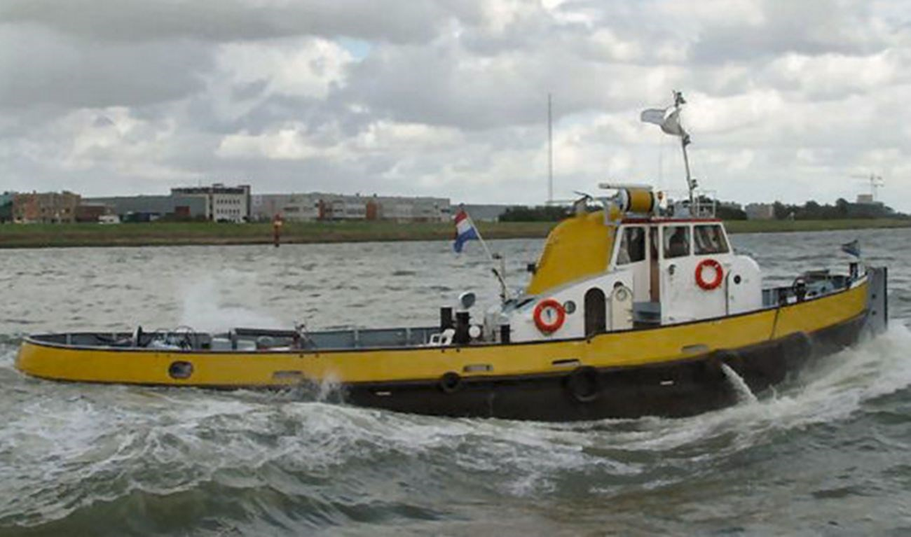 Sale tugboat 'Zuidpool'