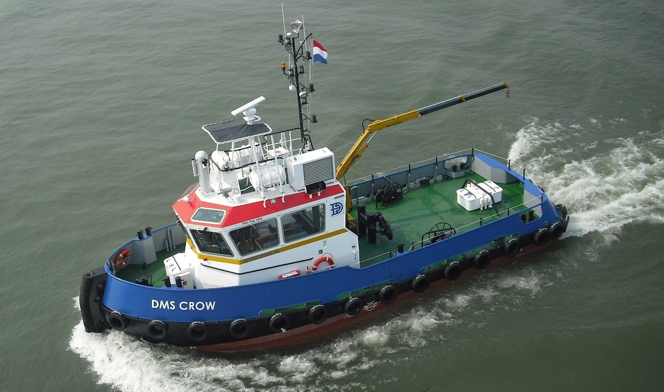Sale DAMEN Stan Tug 1606 DMS 'Crow'