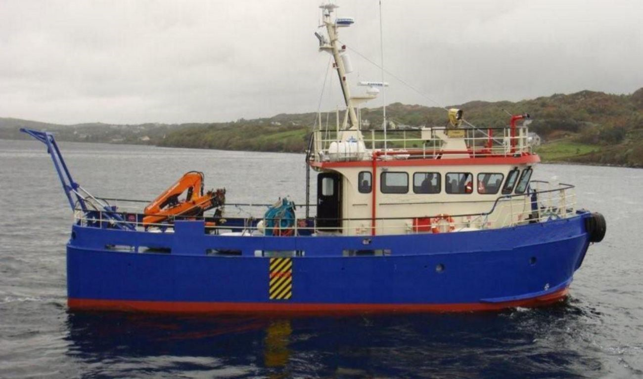 Sale workboat 'SMS Ocean Cat'