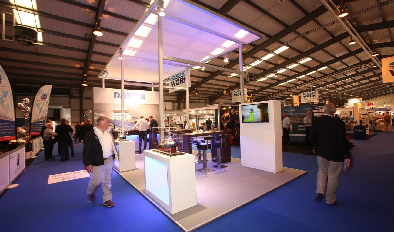 Seawork exhibition 2013