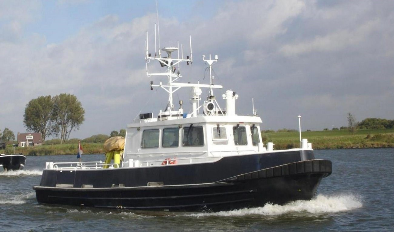 Sale DAMEN Stan Launch 53 'Dullaert'