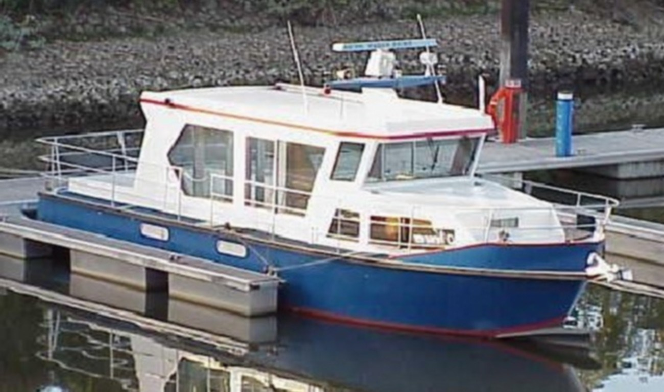 Sale crewboat 'Newa'