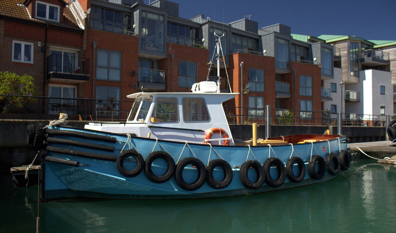 Sale tugboat 'Peter James'