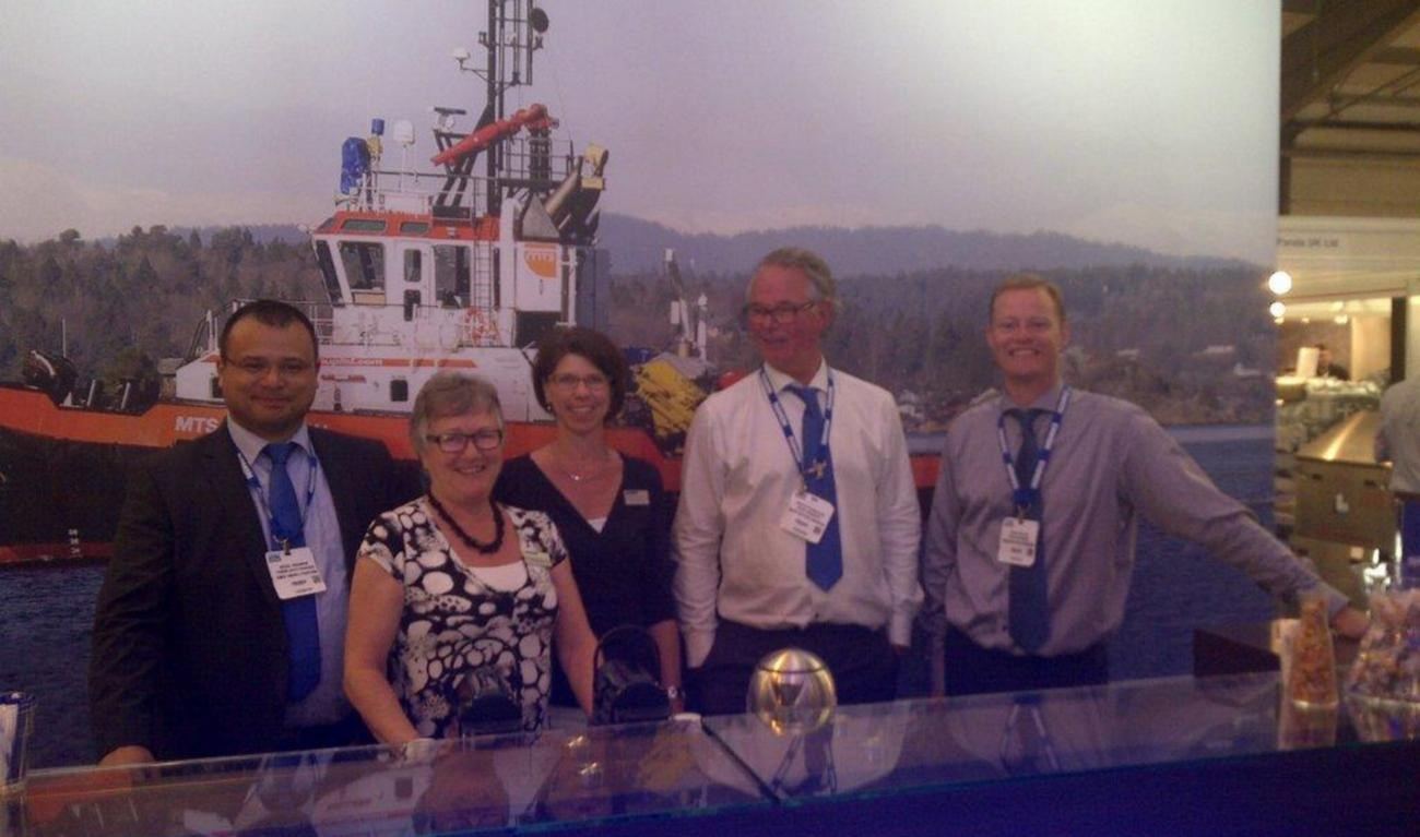 Seawork exhibition 2014