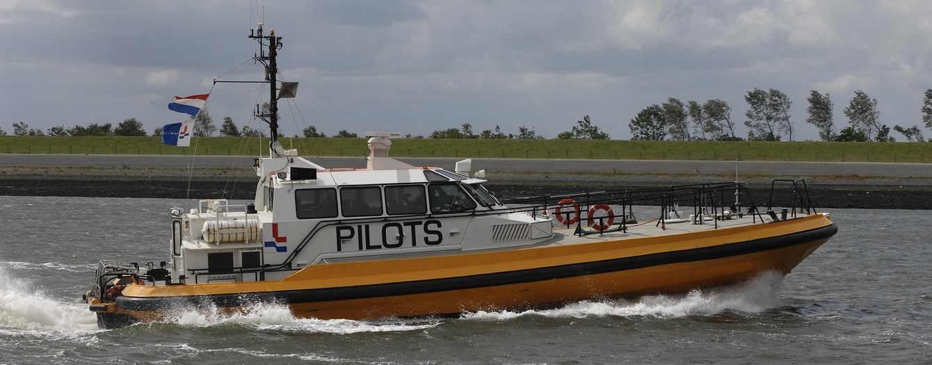 "Today the pilot vessel ""Discovery"" has been handed over from the Dutch Pilot Association to a new Dutch owner Profile Equipment."