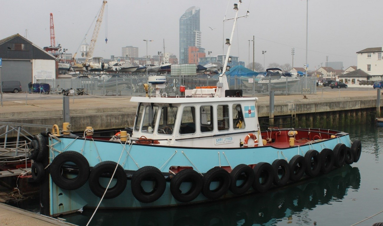 Sale Damen Stan Tug 1605 'Jack James'