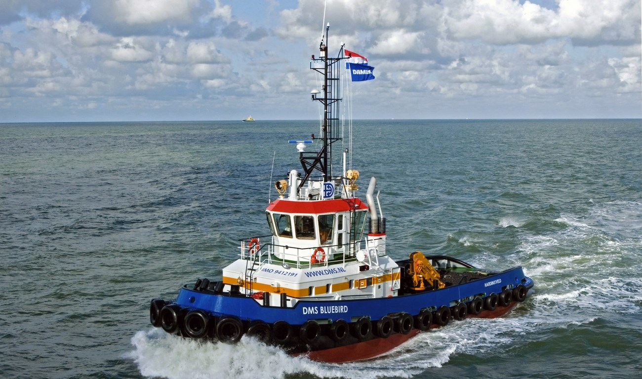 Sale two DAMEN Stan Tugs 2608 to Italian client