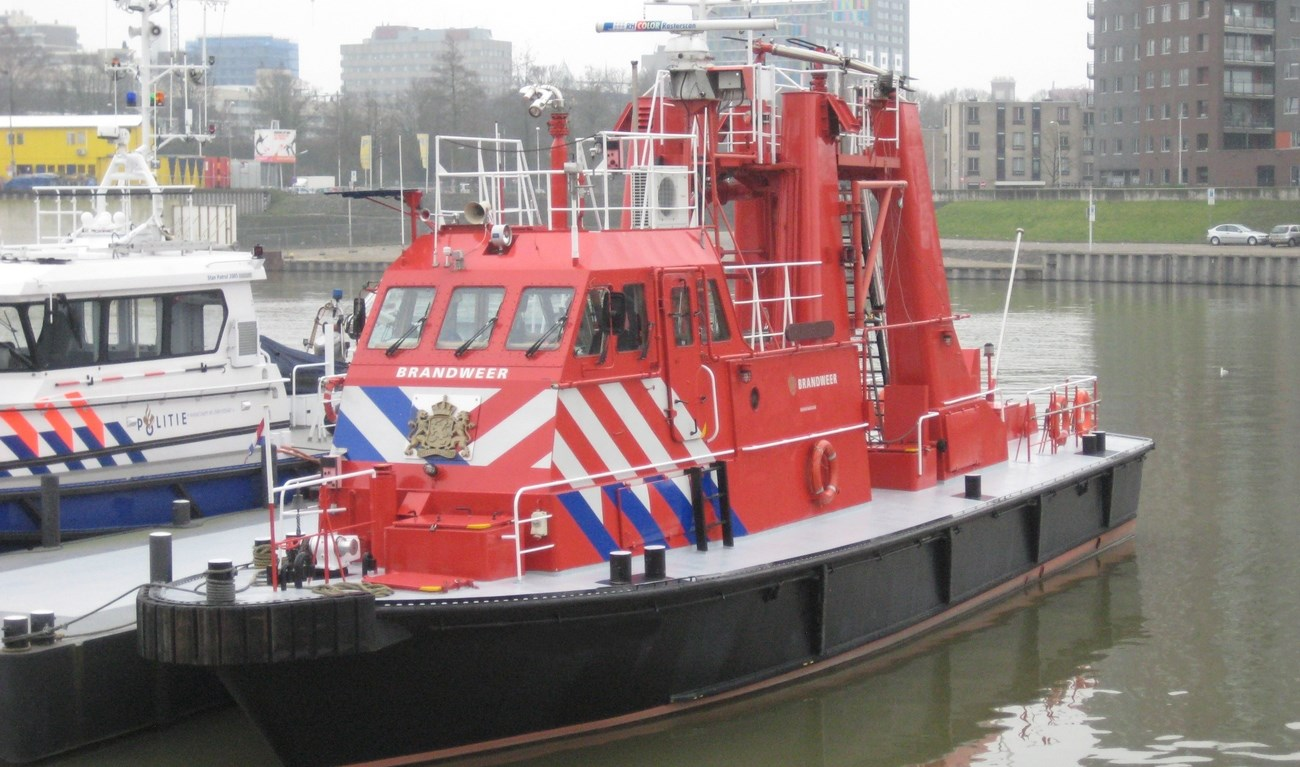 Sale of Fire Fighting Vessel 'Gelderland'