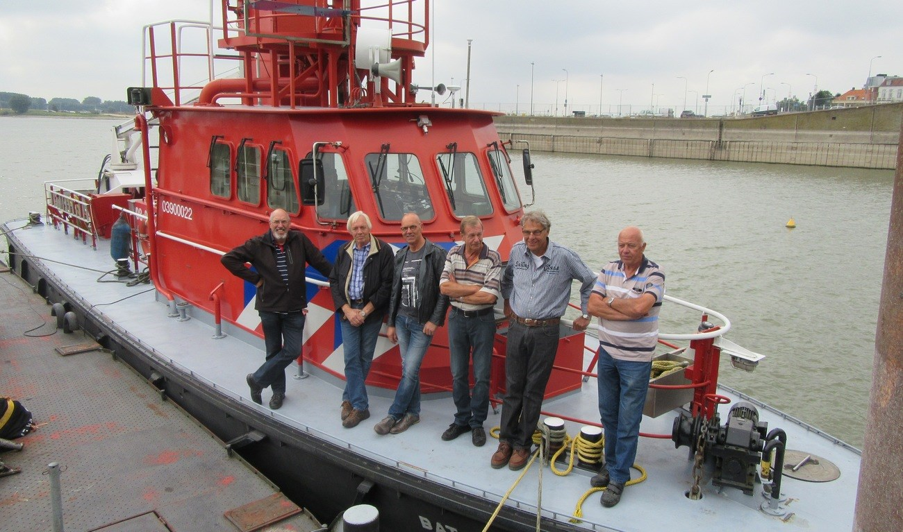 Sale of Fire Fighting Vessel 'Batouwe'