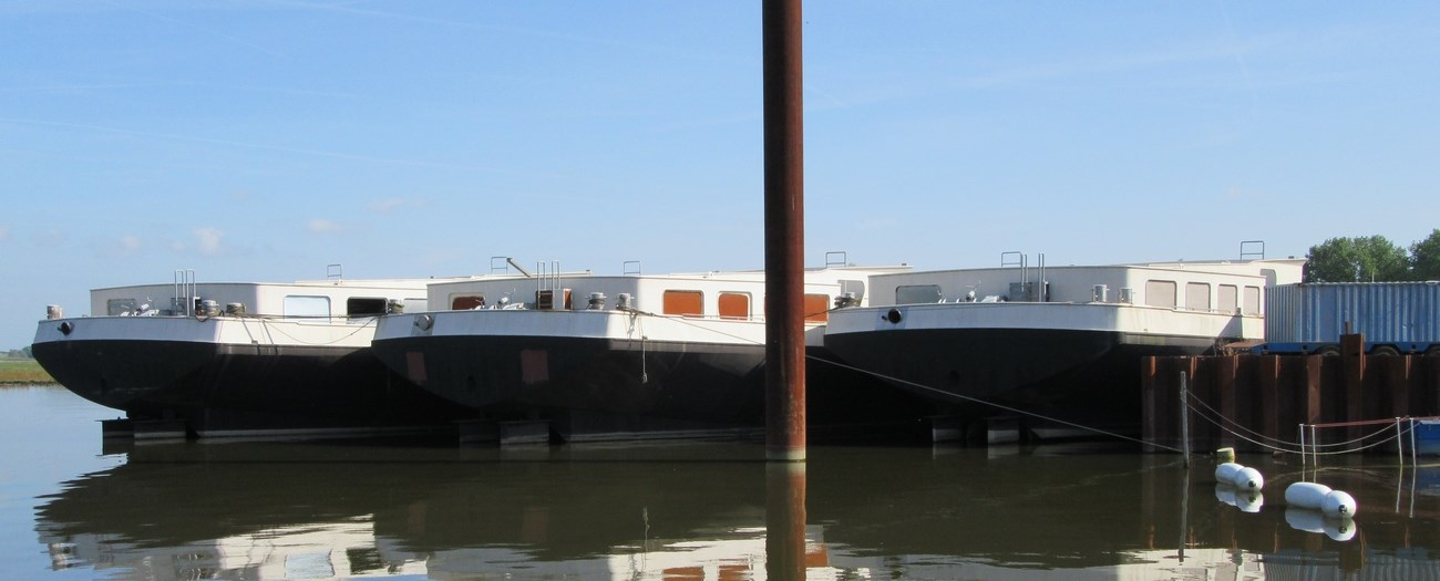Fifth Damen River Liner 1145E hull was sold