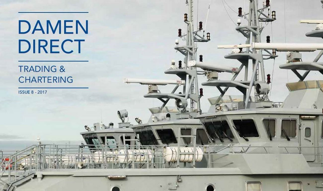 June 2017 mailing Damen Direct now available