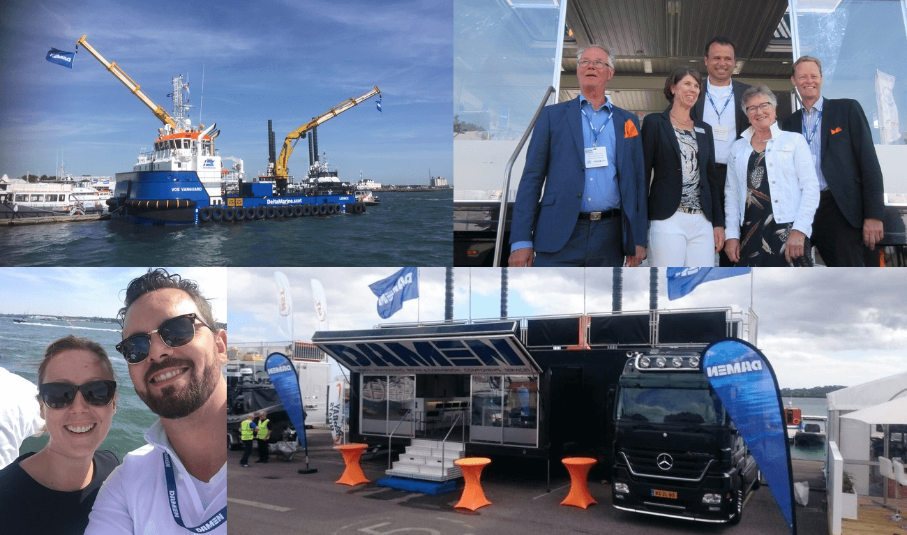 Seawork exhibition was succesful