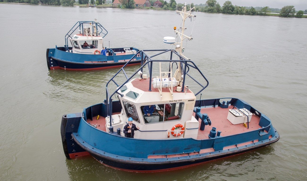 Sold DAMEN Stan Tugs 1205