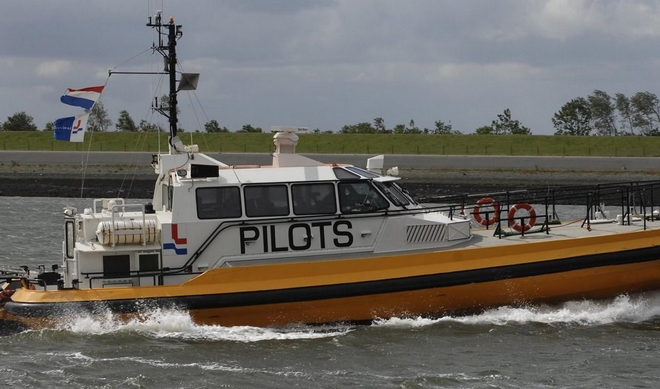 Damen Trading has announced the sale of the Pilot Boat 'Mercury'
