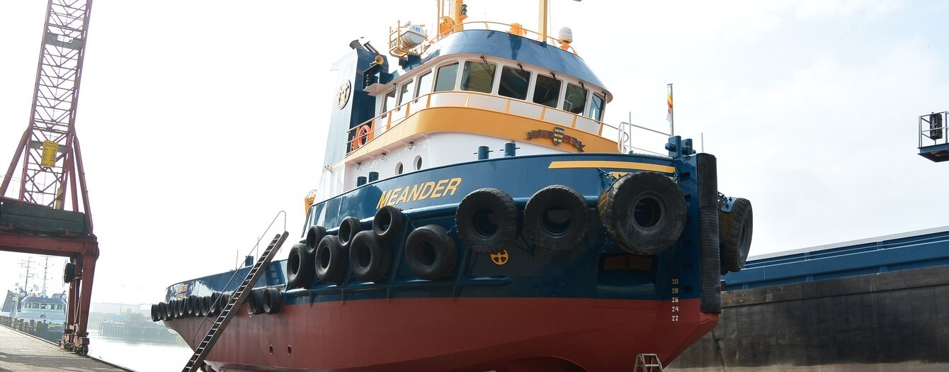 Multi purpose tugboat