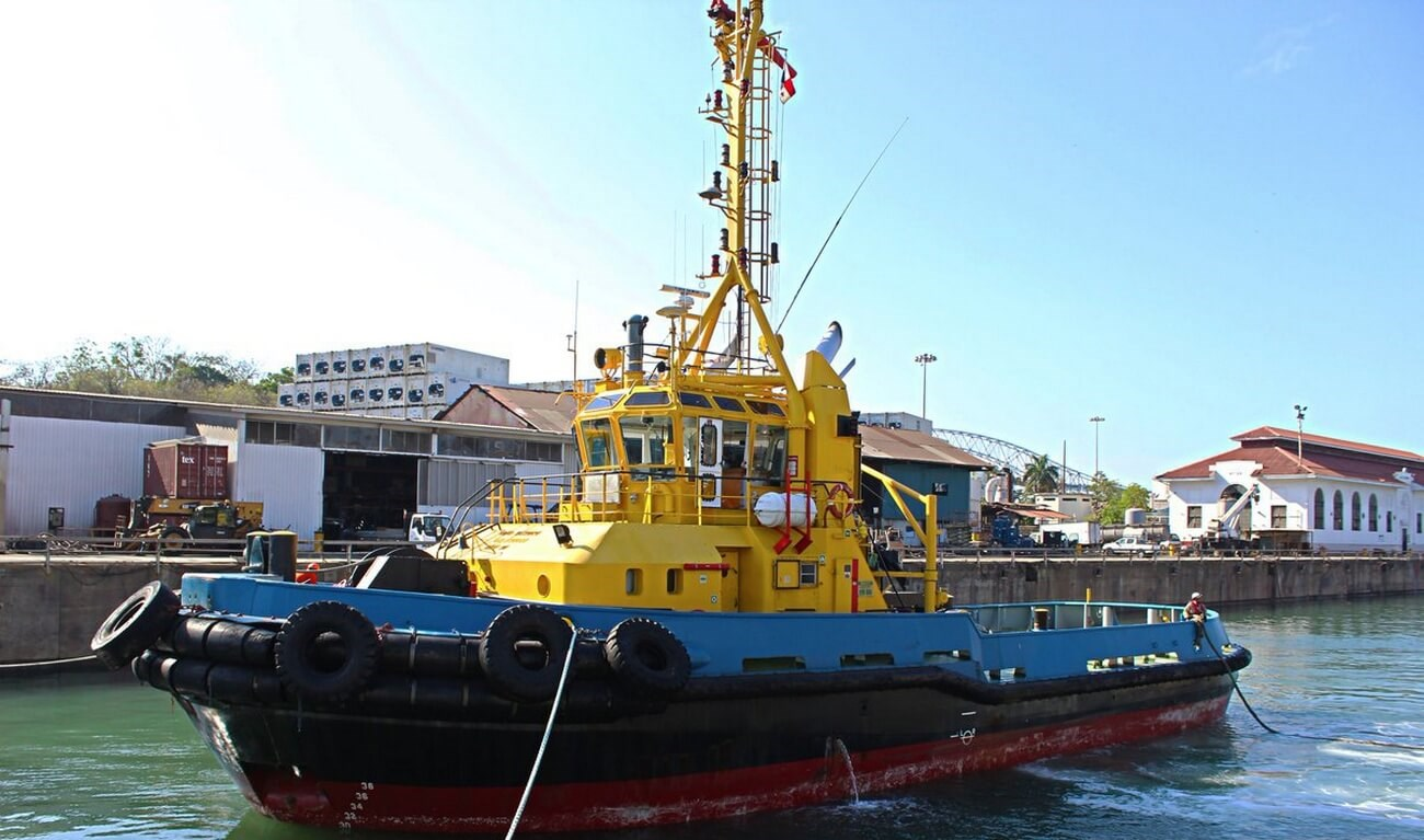 DAMEN ASD TUG SOLD IN THE CARIBBEAN