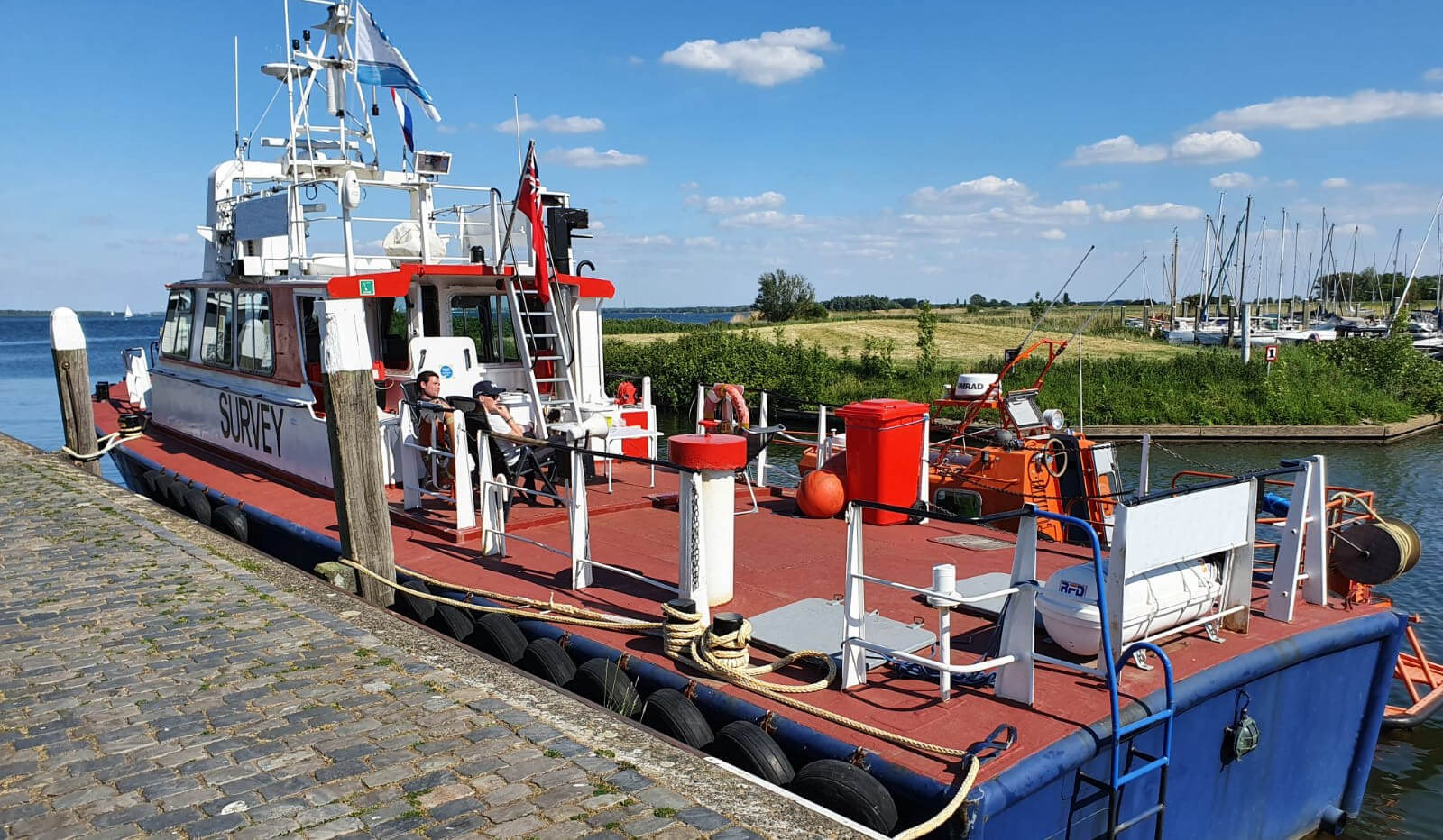 used survey boat in the netherlands for sale 07627 (7)